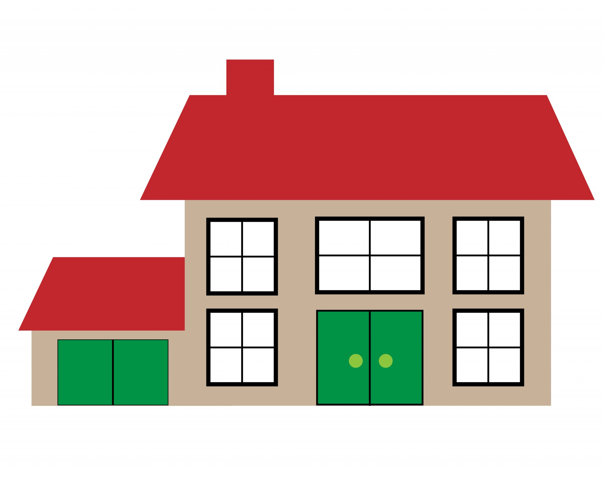 House clipart hause Stock Clipart Illustration  House