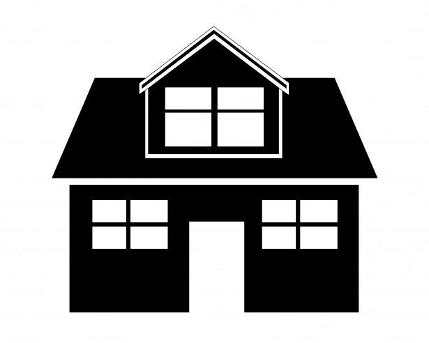 Illustration clipart hous Free image House illustration domain