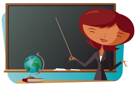 Illustration clipart inquirer Teacher everywhere' News News a