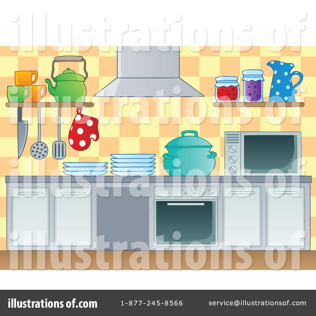 Illustration clipart kitchen Visekart Clipart by Clipart Kitchen