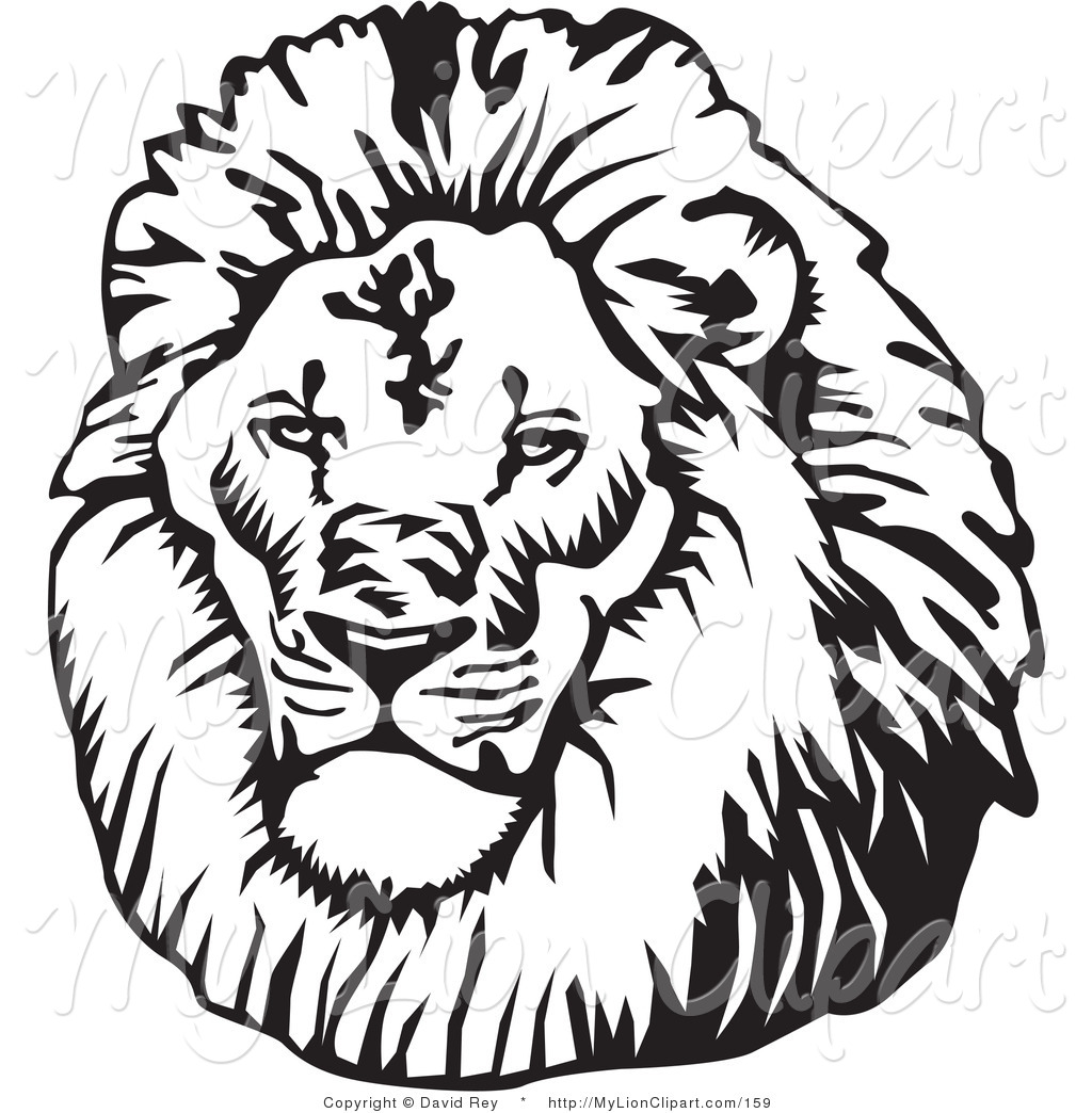 Illustration clipart lion mane Inspiration Images and Lion Cliparts