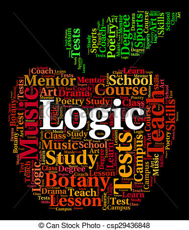 Illustration clipart logical And And Means Logic Logical