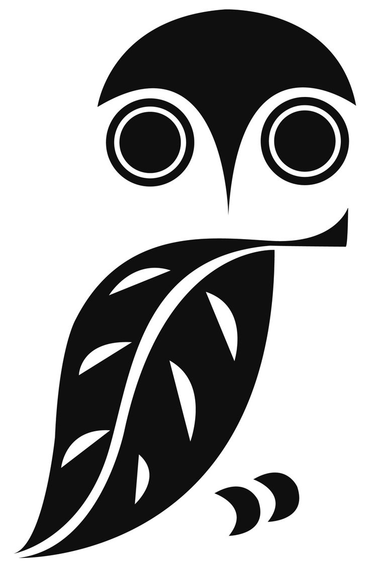 Owlet clipart logo Graphic is 25+ on Owl