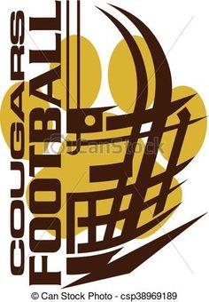 Illustration clipart logo Art football stock free illustration