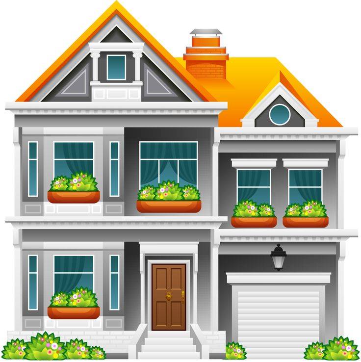 Illustration clipart maison On on images 343 more