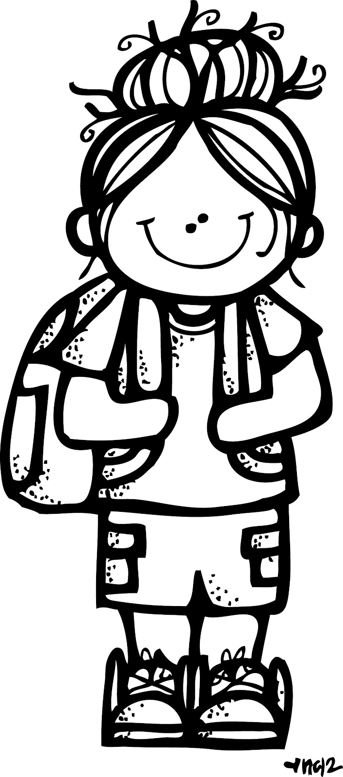 Illustration clipart melonheadz Camp LDS Illustrations illustrating: Melonheadz