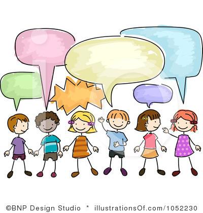 Creative clipart special Cliparts Oral Language Oral Clipart