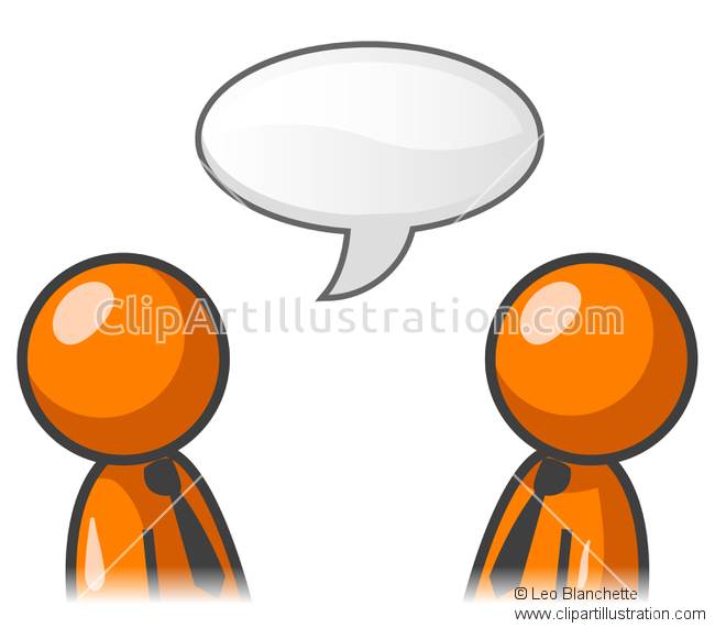 3D clipart conversation ClipArt Conversation Chit Chat Chit