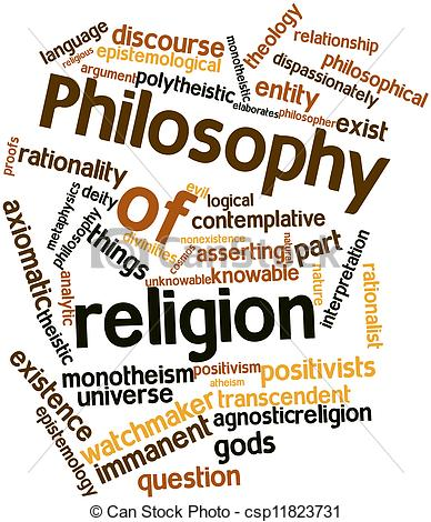Illustration clipart philosophy Of word religion  Drawings