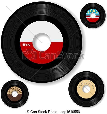 Illustration clipart record data Clip Record csp1610556 45 Art