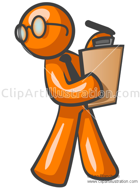 Illustration clipart recording data Research  Man Man Or