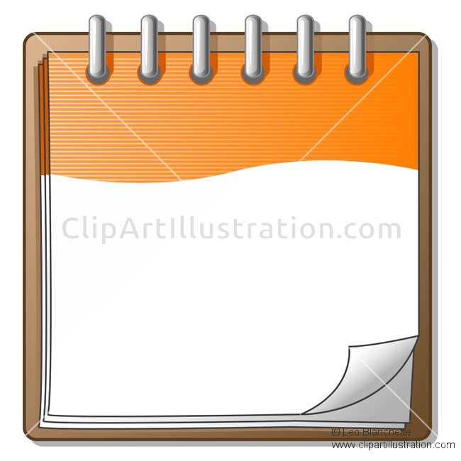 Illustration clipart recording data Director Supervisor Illustration a Reminder