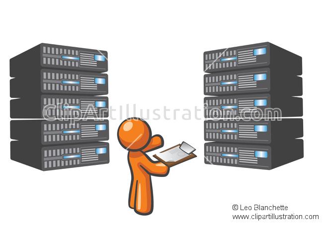 Illustration clipart server ClipArt Maintaining Illustration Servers Server