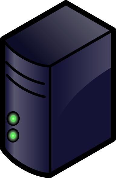 Illustration clipart server Server 60 clip  Open