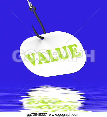Illustration clipart significance On displaying Value  Drawing