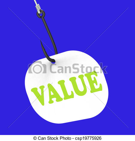 Illustration clipart significance On Shows Value of Great