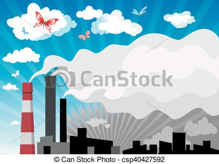 Illustration clipart smog Over smog Clip Search over