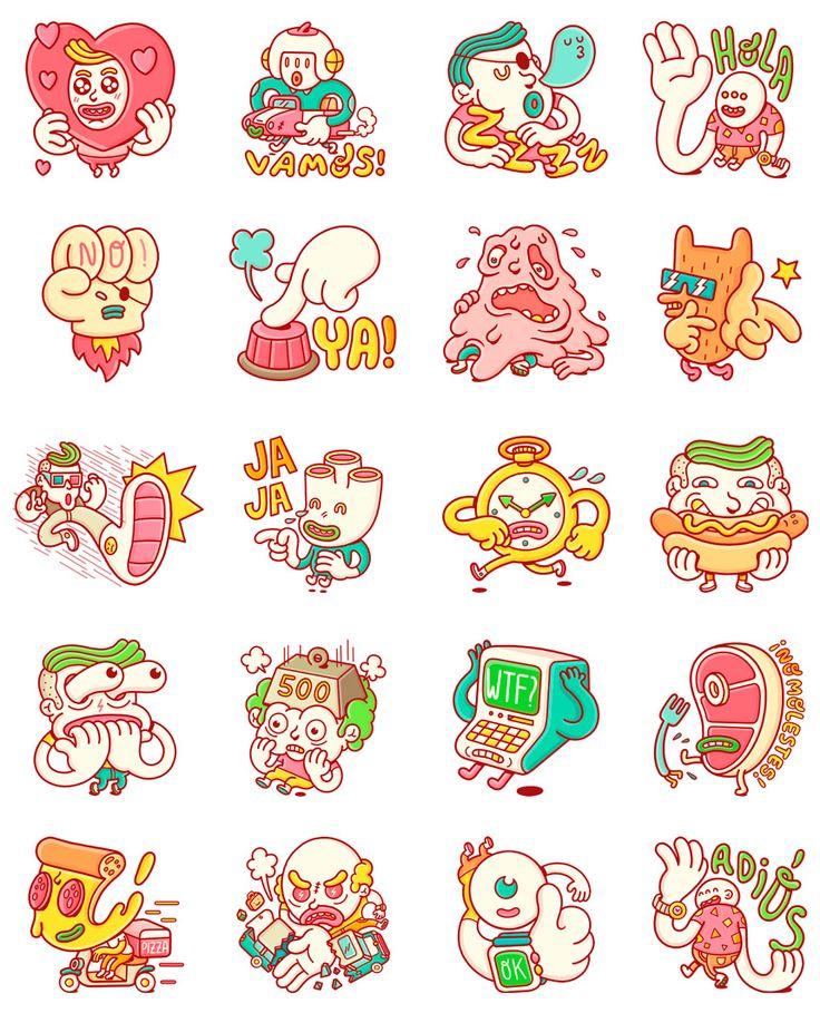 Illustration clipart sticker On stickers 441 Art best