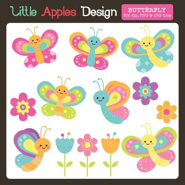 Illustration clipart sticker 86 about Garden on Pinterest