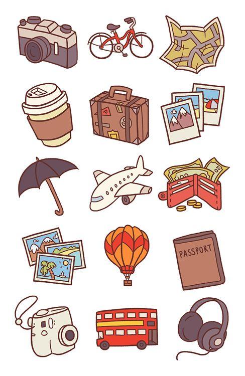 Illustration clipart sticker 25+ ideas on Best stickers