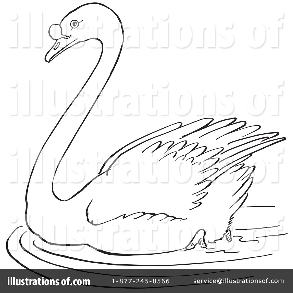 Illustration clipart swan Clipart Picsburg by Royalty Swan
