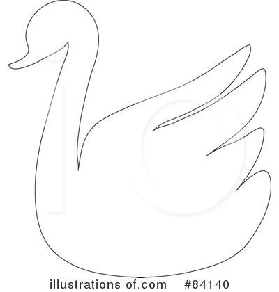 Illustration clipart swan Clipart Rosie Illustration Royalty Swan