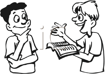 Illustration clipart talk partner Partner clipart find kid school