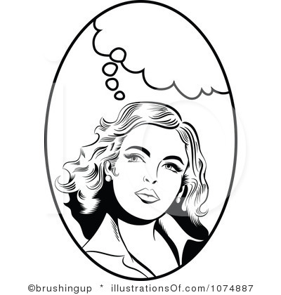 Illustration clipart thinker Clipart Free Clipart hunch%20clipart Thinking
