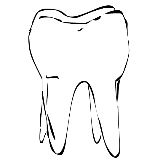 Teeth clipart vector Clipartion Clipart com Best Tooth