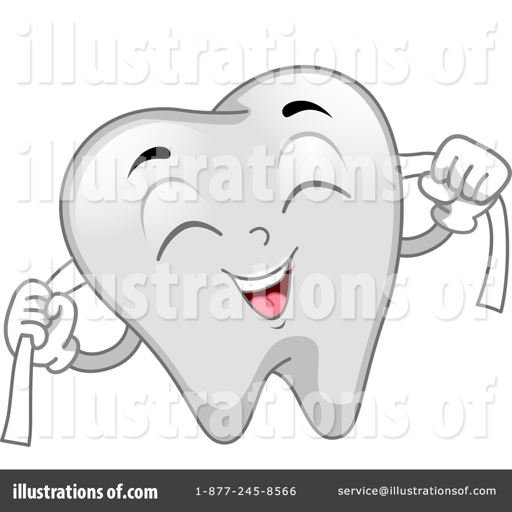 Illustration clipart tooth Illustration Clipart Tooth BNP Stock