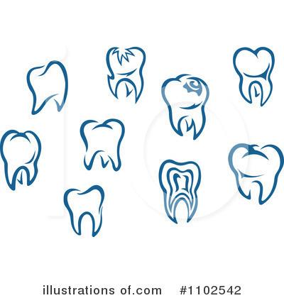 Illustration clipart tooth Illustration Clipart Teeth Vector Stock