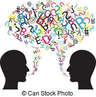 Illustration clipart verbal communication Clip Art Communication Communication
