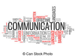 Illustration clipart verbal communication Cloud Art with Illustrations Cloud