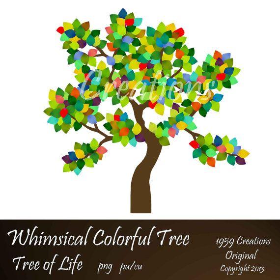 Illustration clipart whimsical tree Jpg Whimsical  Art Doodling