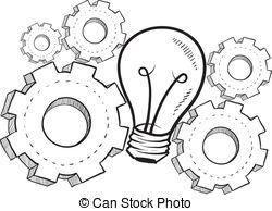 Imagination clipart 617 light Doodle metaphor Imagination