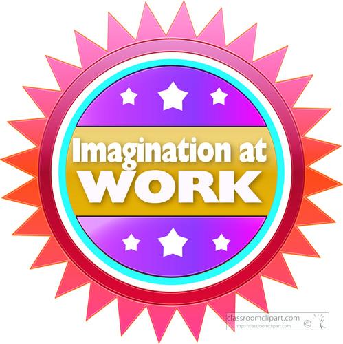 Imagination clipart art Classroom imagination Clipart work at