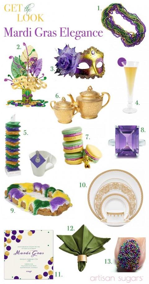 Imagination clipart artisan Gras Blog Artisan Sugars Mardi