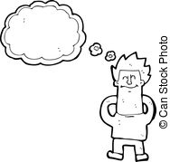Imagination clipart Art Stock man cartoon