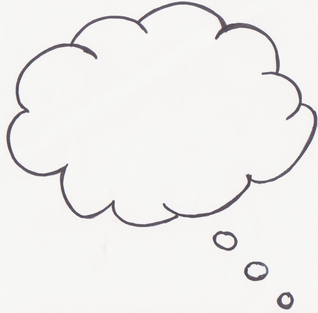 Imagination clipart bubble Clip Free thought Art bubble