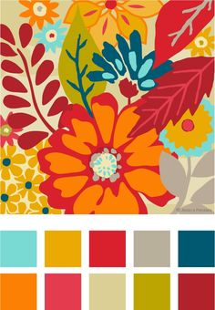 Imagination clipart color palette Palettes Color cheerful and range