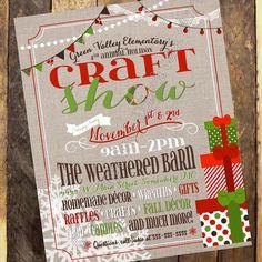 Imagination clipart craft fair And Invitation Vendor Fair stock