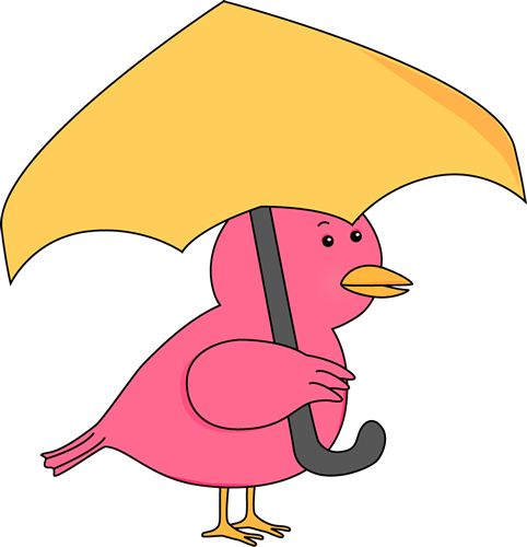 Imagination clipart cute Best Holding Bird Umbrella images