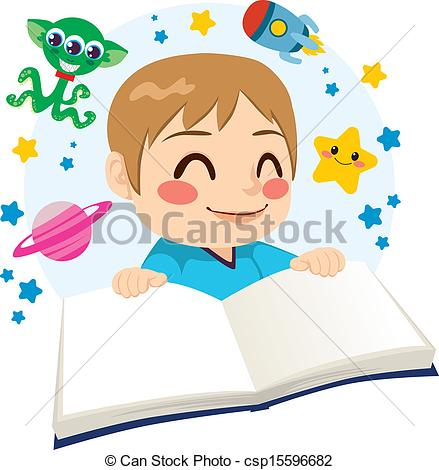 Imagination clipart cute Imagination Imagination Reading Clip Clip