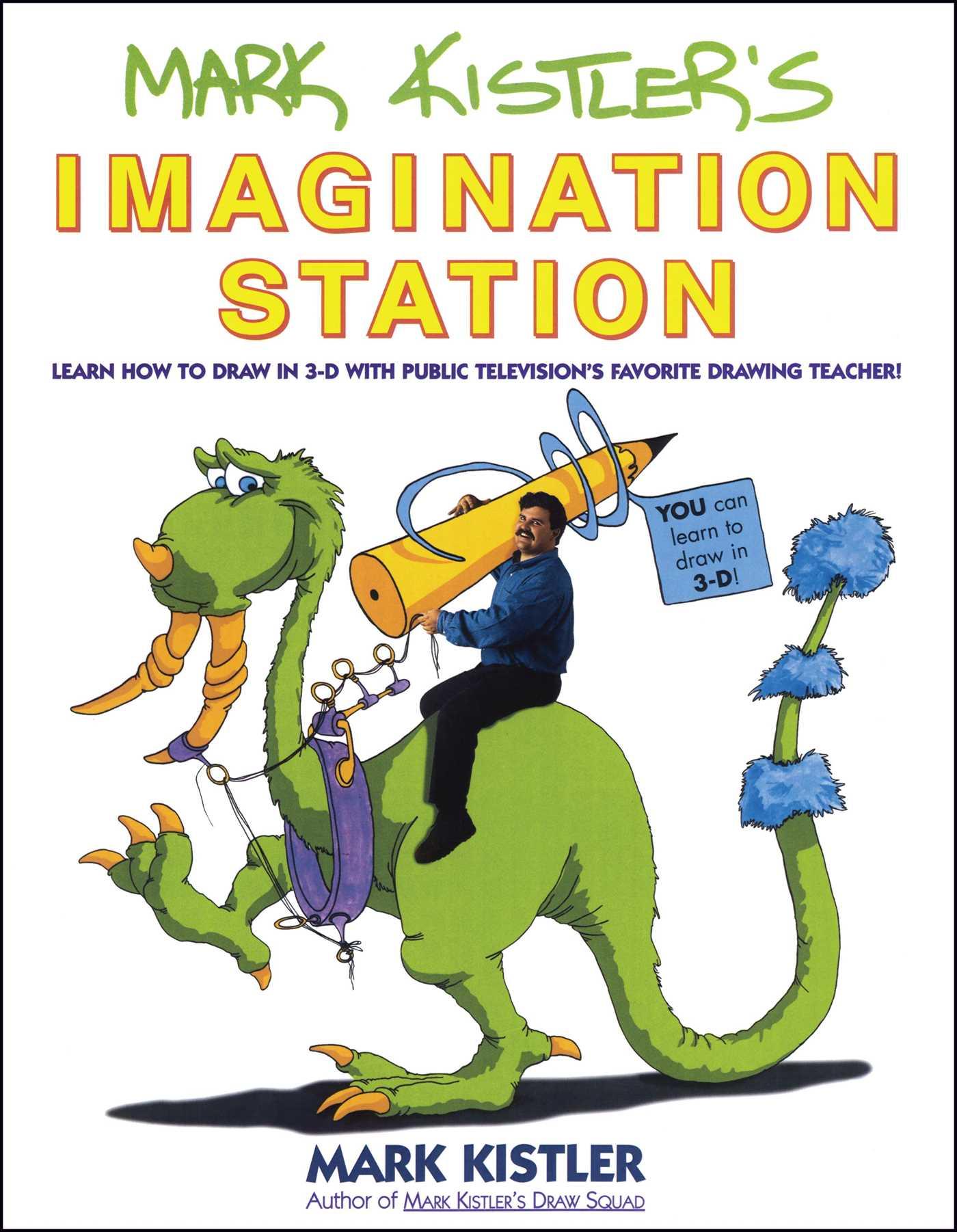 Imagination clipart fiction book Mark Book  Kistler Mark