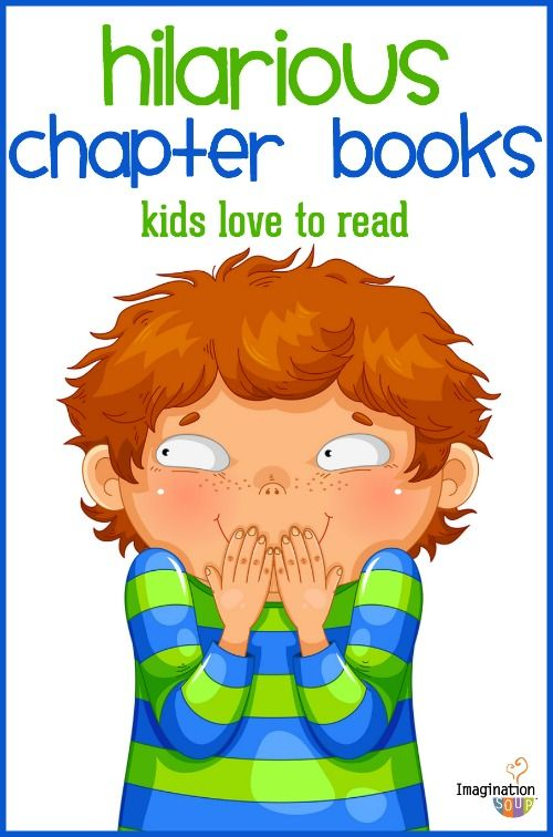 Book clipart chapter book Kids  Books Funny for