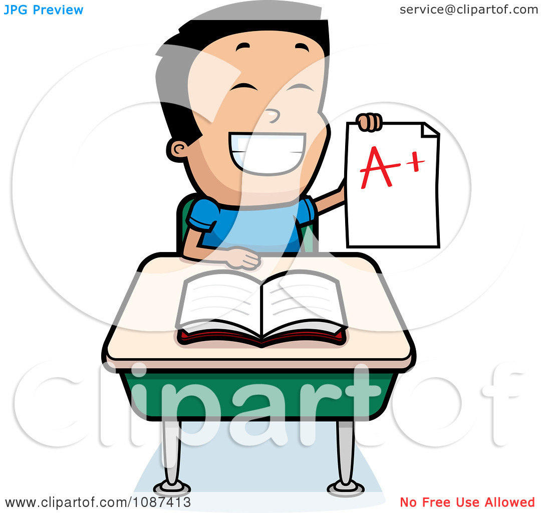 Imagination clipart intelligent person Clipart Student Panda Free Boy