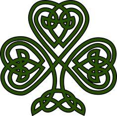 Celtic Knot clipart horizontal Art royalty Иришка Clip Irish