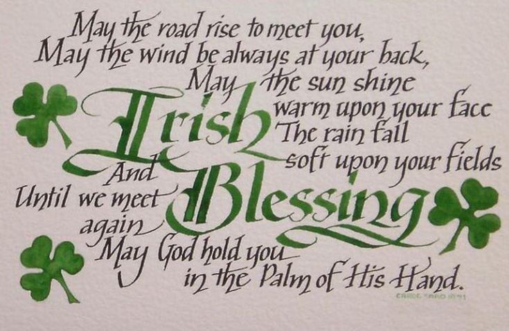 Imagination clipart irish Blessings Irish Day St Patrick's