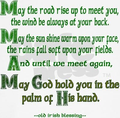 Imagination clipart abstract Saint St Irish Patrick's Blessings