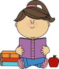 Imagination clipart kid library Reading clip PNG April Hours!